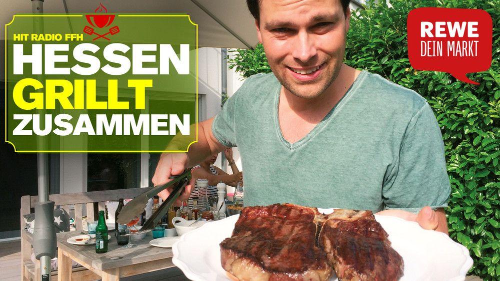 LiveBBQ mit Daniel Fischer Hessen grillt zusammen