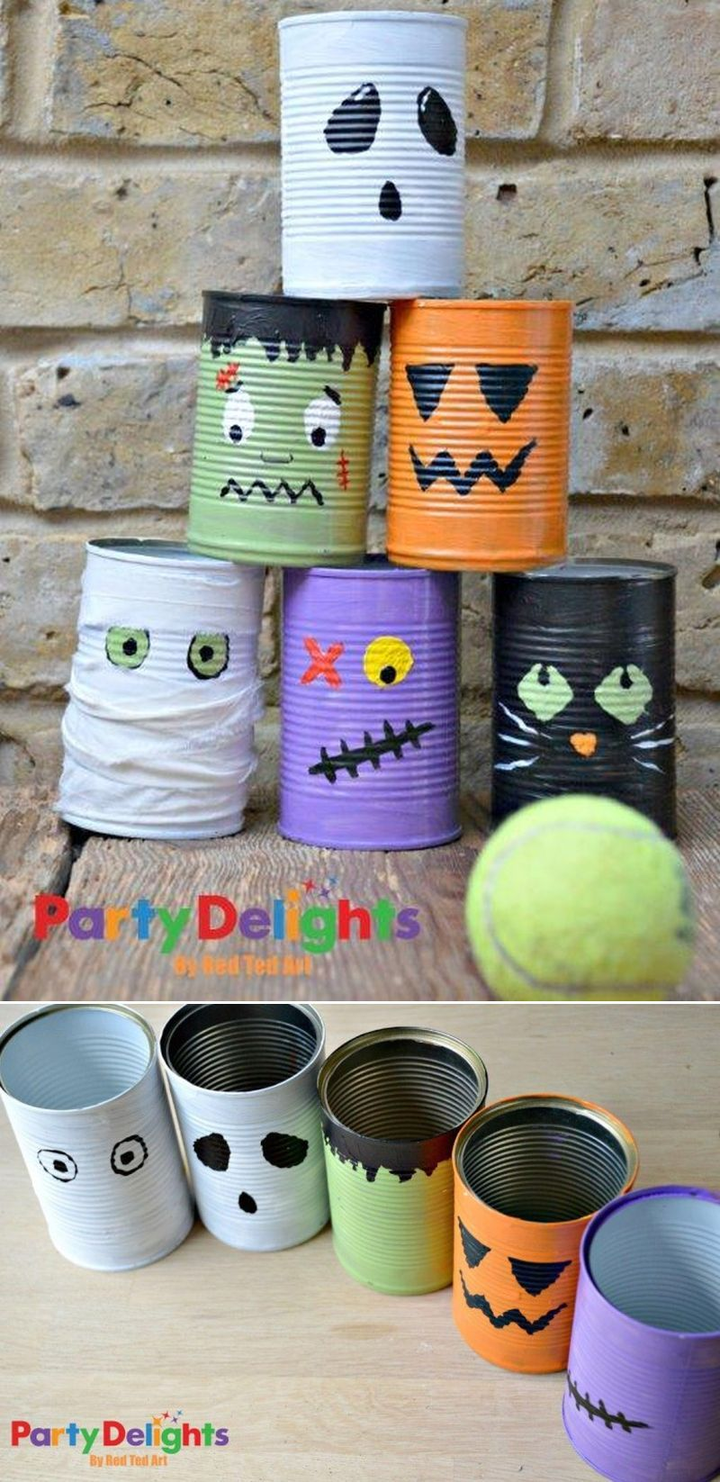 20 Quick and Easy DIY Halloween Crafts You can Try at Home ...