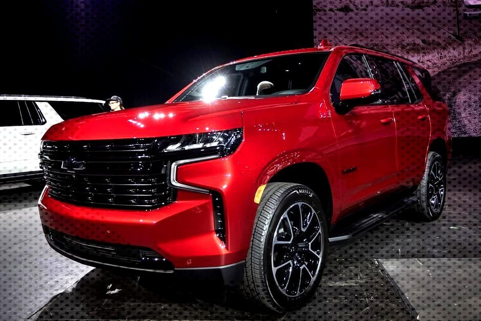 2021 Chevy Tahoe is richer and more refined - Roadshow -