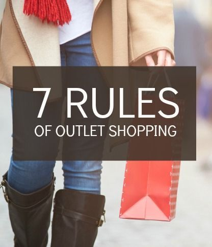 The 7 Rules of Outlet Shopping: How to Score the Best Deals Every Time