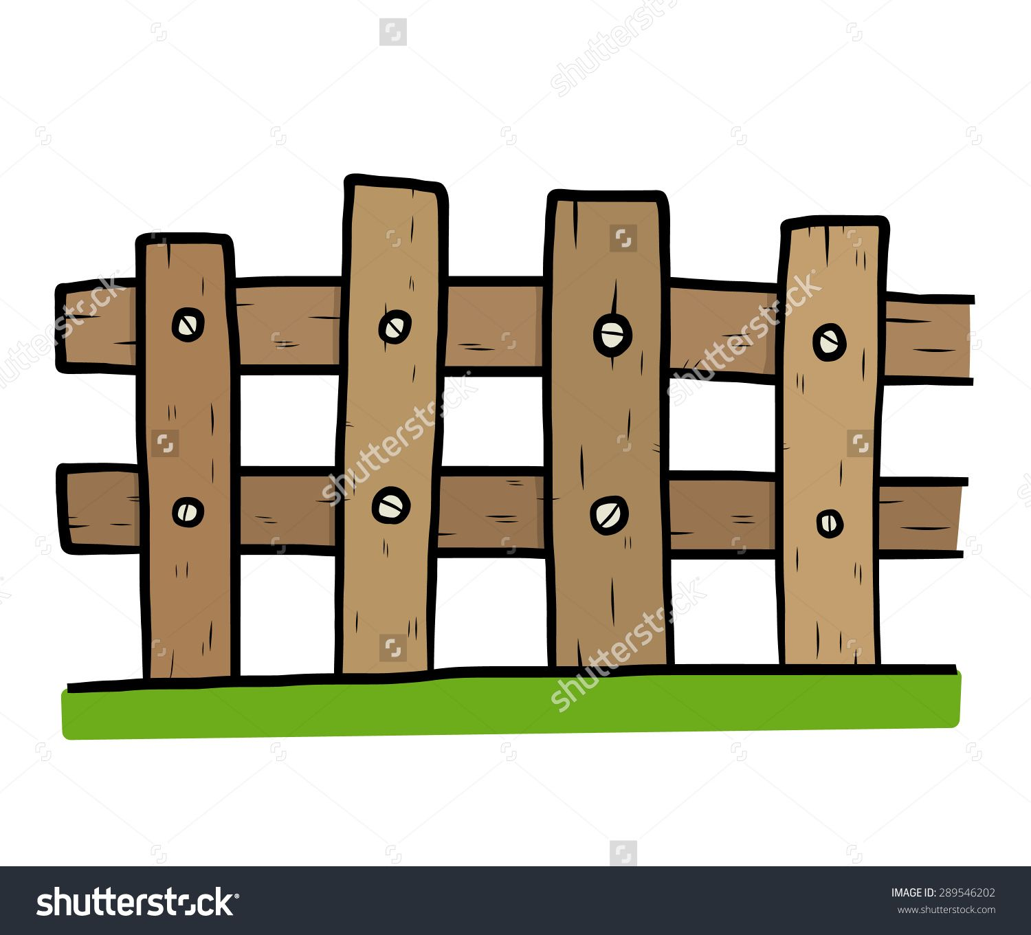 Wooden fence cartoon vector and illustration hand drawn style wooden fence cartoon vector and illustration hand drawn style baanklon Choice Image