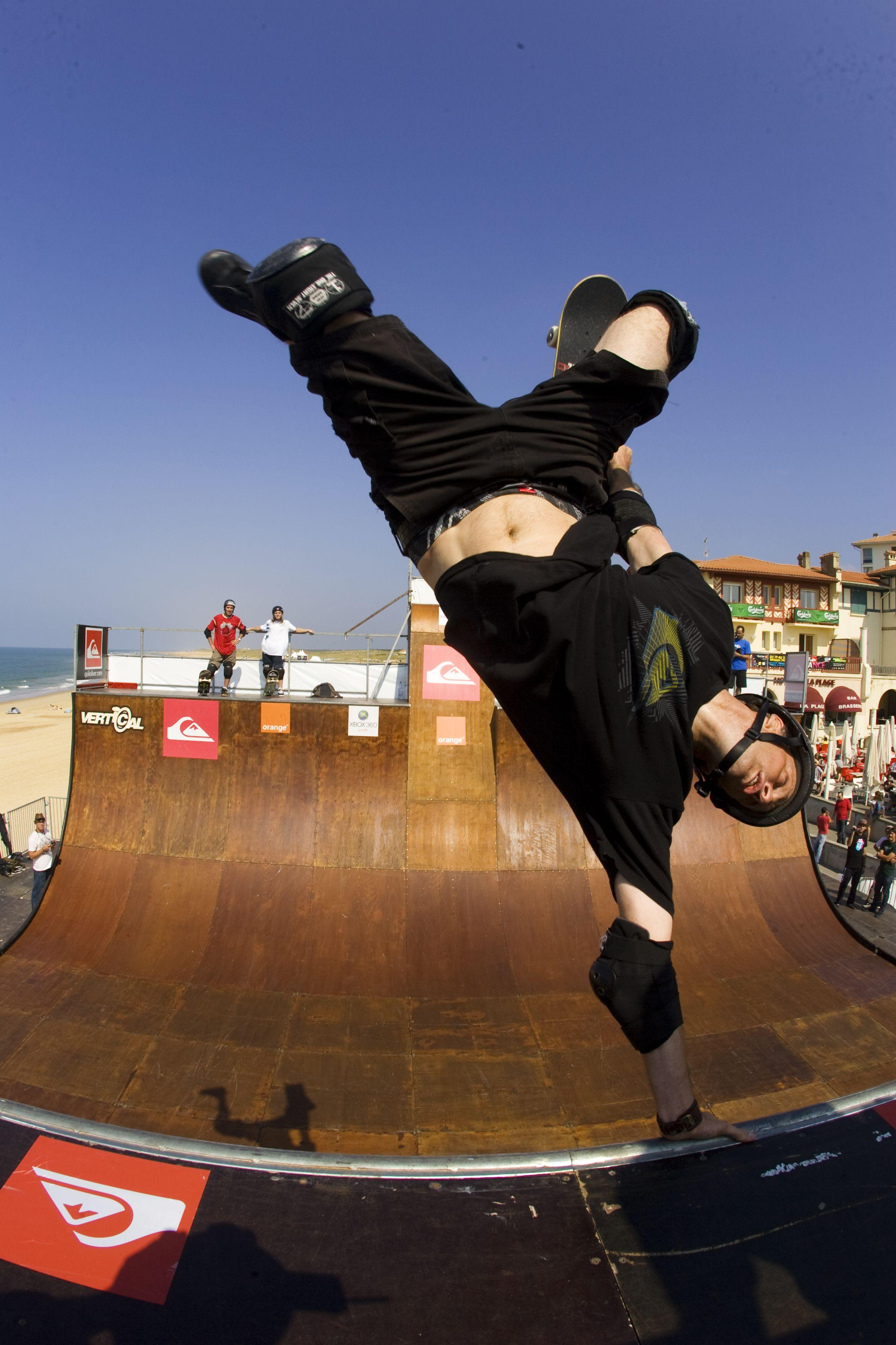 Tony Hawk Quiksilver Skate