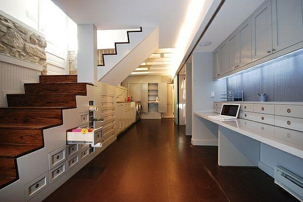Zimmer Im Keller Einrichten - 10 Tolle Und Inspirierende Beispiele ... Schlafzimmer Im Keller Gestalten