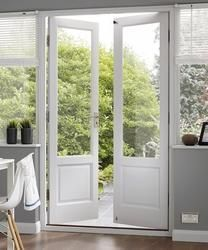 new concept d42d6 a97bb Doors | cottage | External french doors, Glass french doors ...