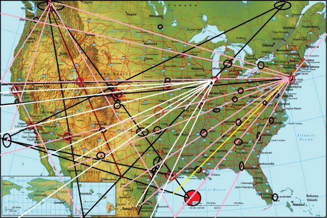 Magnetic Ley Lines In America Is Chicago Intended To Be The Next 9