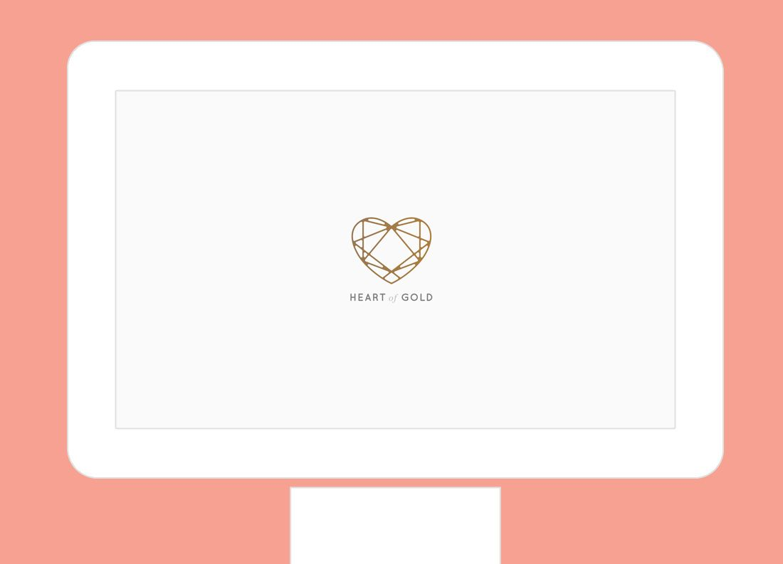 Heart Of Gold 15 Wallpapers For Your Desktop Via Brit Co