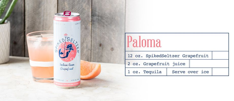 Spikedseltzer All Natural Low Carb And Gluten Free