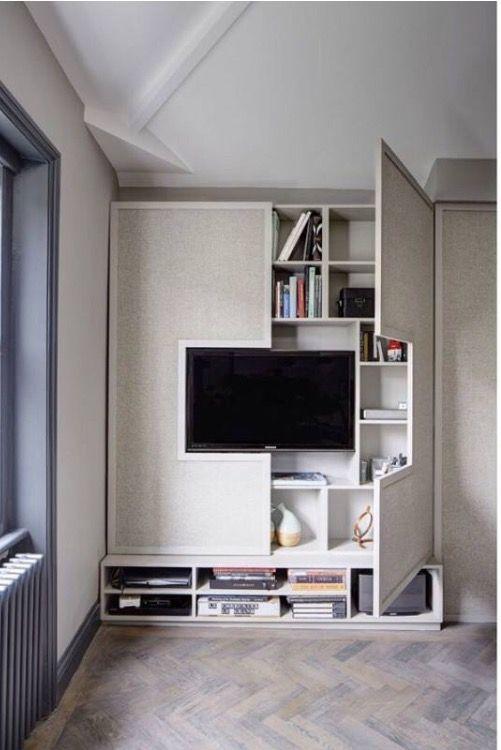 14 Hidden Storage Ideas For Small Spaces U2013 Brit + Co