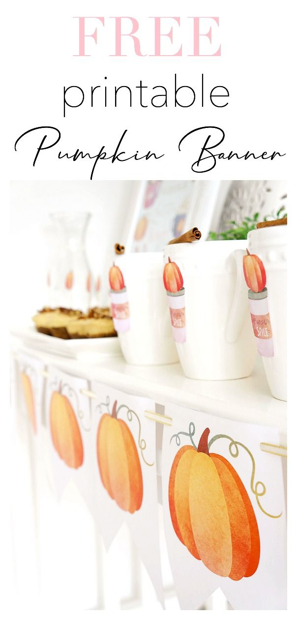 Fall Party Ideas: Pumpkin Party | Haute & Healthy Living