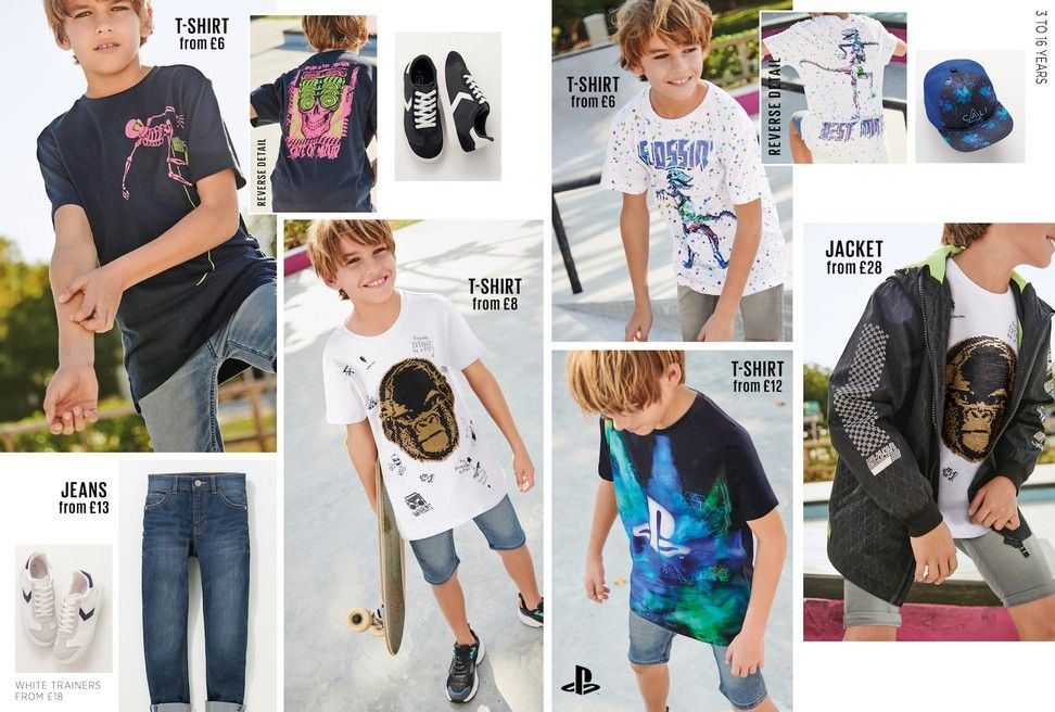 7dc803ede Holiday Shop | Older Boys 3yrs-16yrs | Boys Clothing | Next Official Site -  Page 2