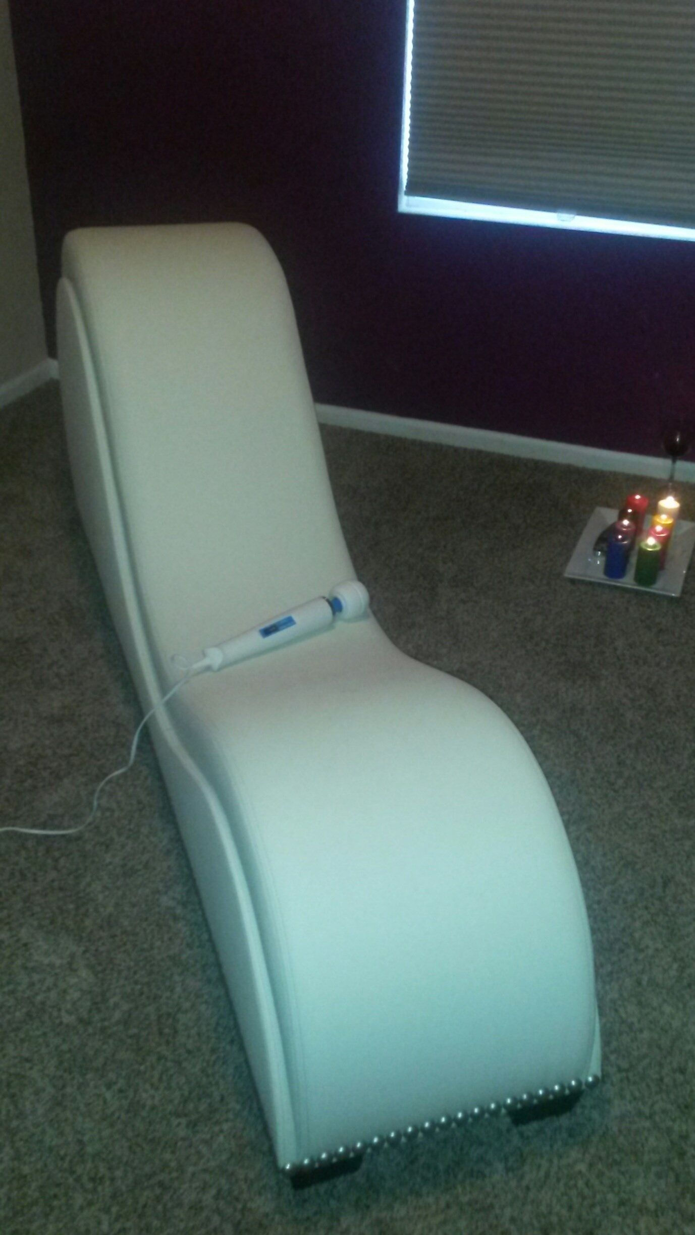 Tantra Chair Plans Beauty Salon Our Wax And The Magic Wand My Favorite