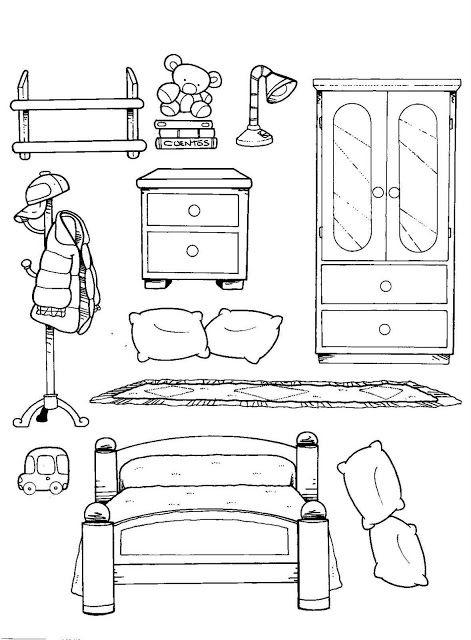 Pin de reyna hernandez en furniture appliances cookware for Muebles para preescolar