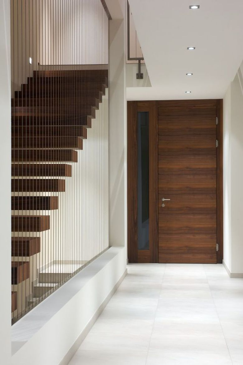 Best Modern Bespoke Staircases Wooden Staircases Floating 400 x 300
