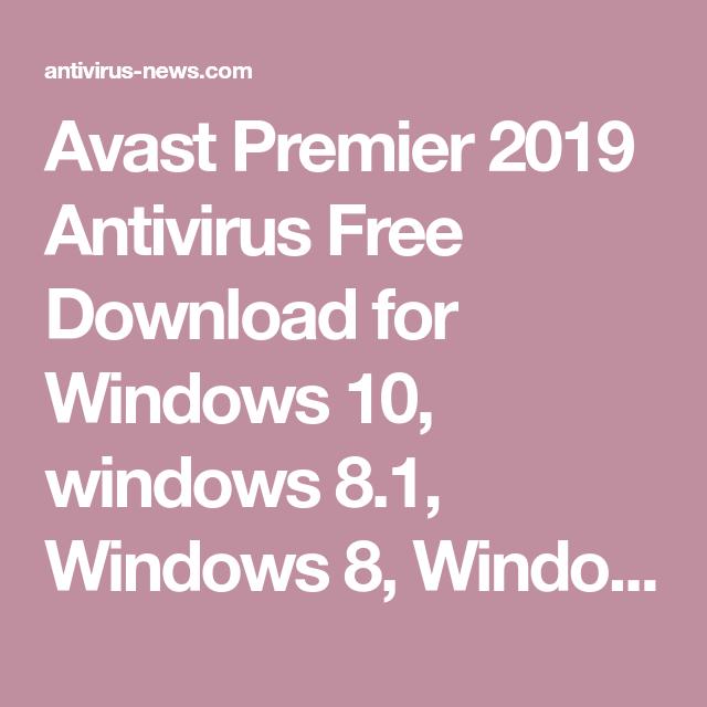 avast antivirus free download for windows 8 32 bit