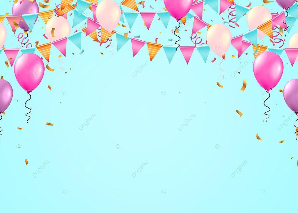 Pin Di Birthday Background