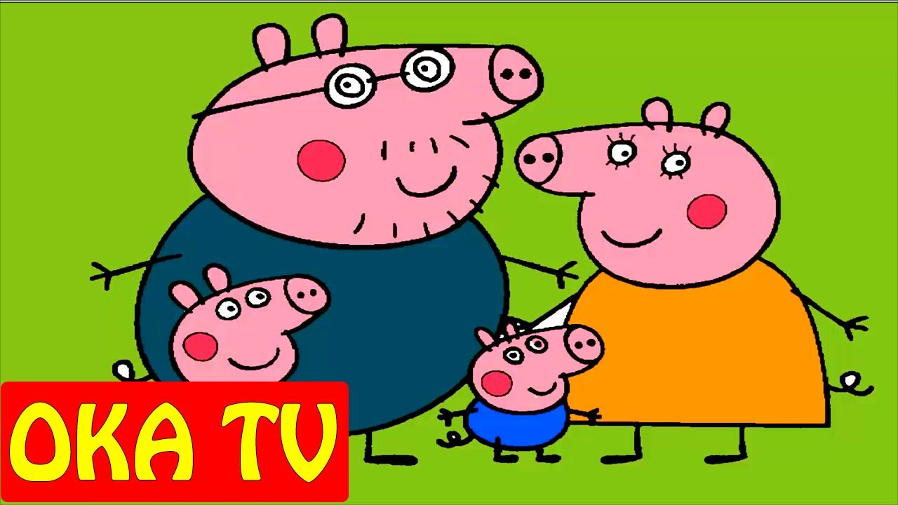 Peppa Pig Coloring Pages For Kids 2016, Peppa Pig Coloring Games ...