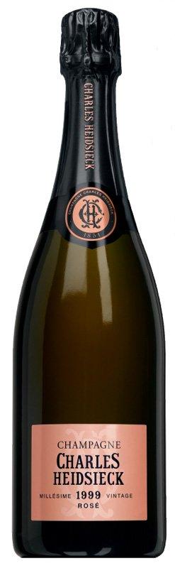 Charles Heidsieck Vintage 1999 Rose Millesime champagne - te koop bij ChampagneBabes.nl - nr 4 in een grote blindproeverij in 2013