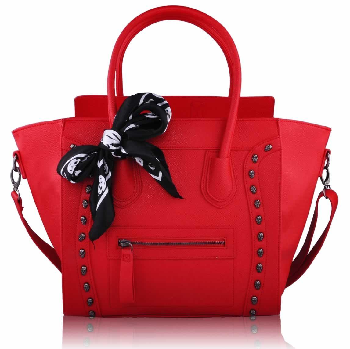 L00143S.BOSTON SMILE STYLE SKULL PRINT BAG | Wholesale Fashion ...