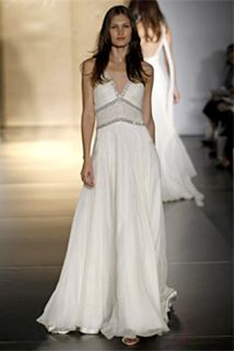 The Best Wedding Dresses For Apple Shaped Brides