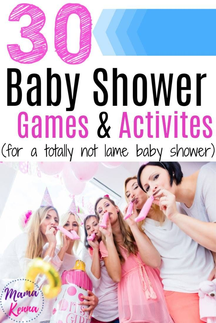 Photo of 30 Baby Shower Games and Activities