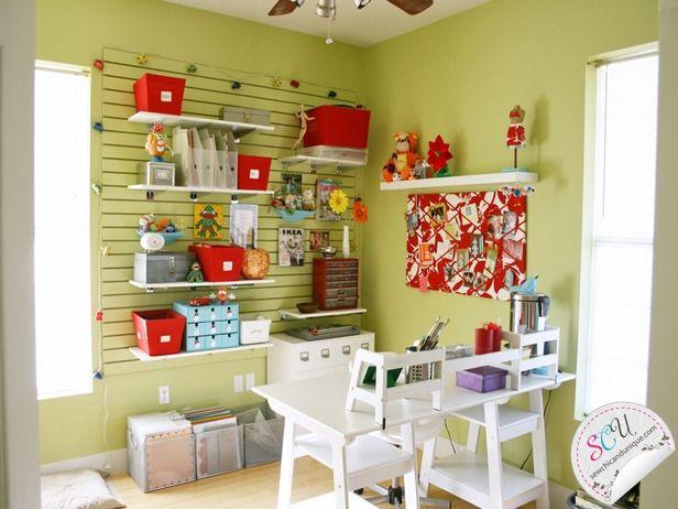 Sewing Room Ideas Design