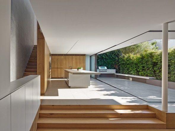 Birchgrove Nobbs Radford Architects Radford FC Architects And Awesome Interior Design Schools Sydney Minimalist