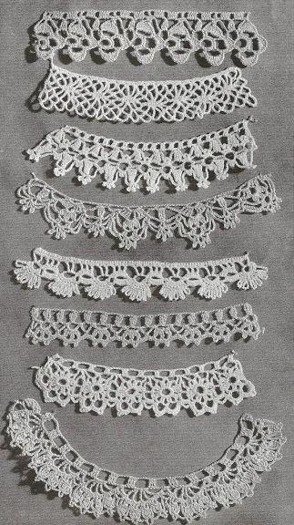 Crochet Arc Lace Edging 1 Pretty Crochet Edging For Baby Blankets