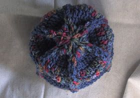 Suzies Stuff: SUZIE'S JACOB'S LADDER CAP (C)