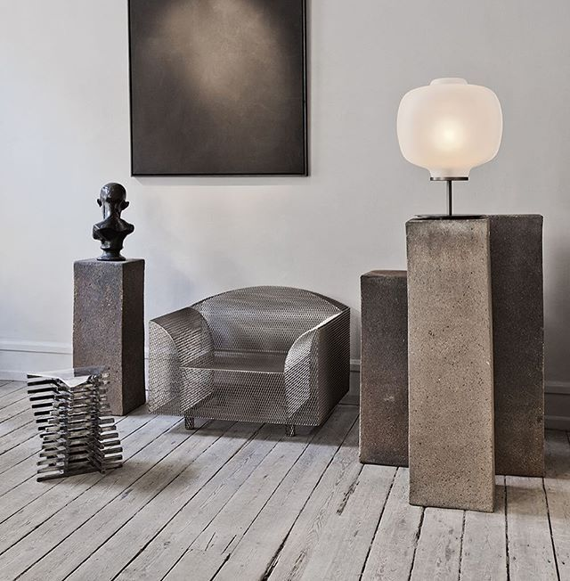 New in Table Lamp by Vincenzo De Cotiis @vdecotiis
