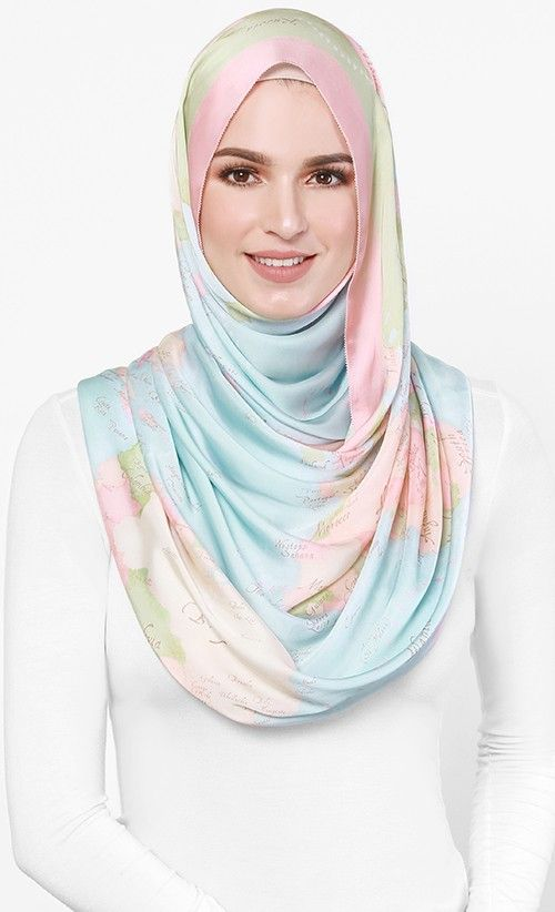 The World Map dUCk in Pink dUCk dUCk Scarves   dUCkscarves - best of world map grey image