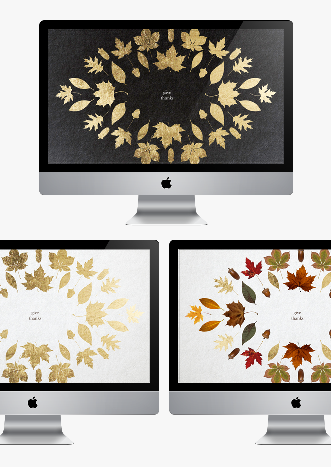 GIVE THANKS Thanksgiving wallpaper, Macbook wallpaper