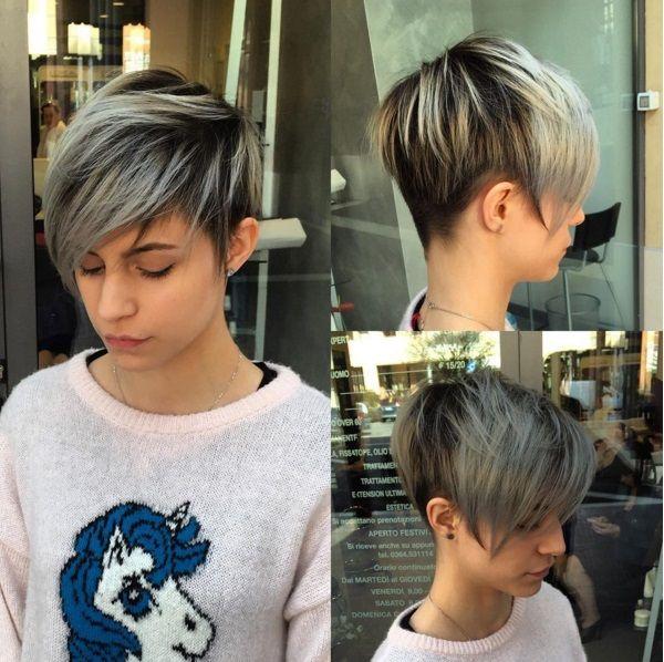 Coole Undercut-Frisuren für die pfiffige Frau! - Neue Frisur