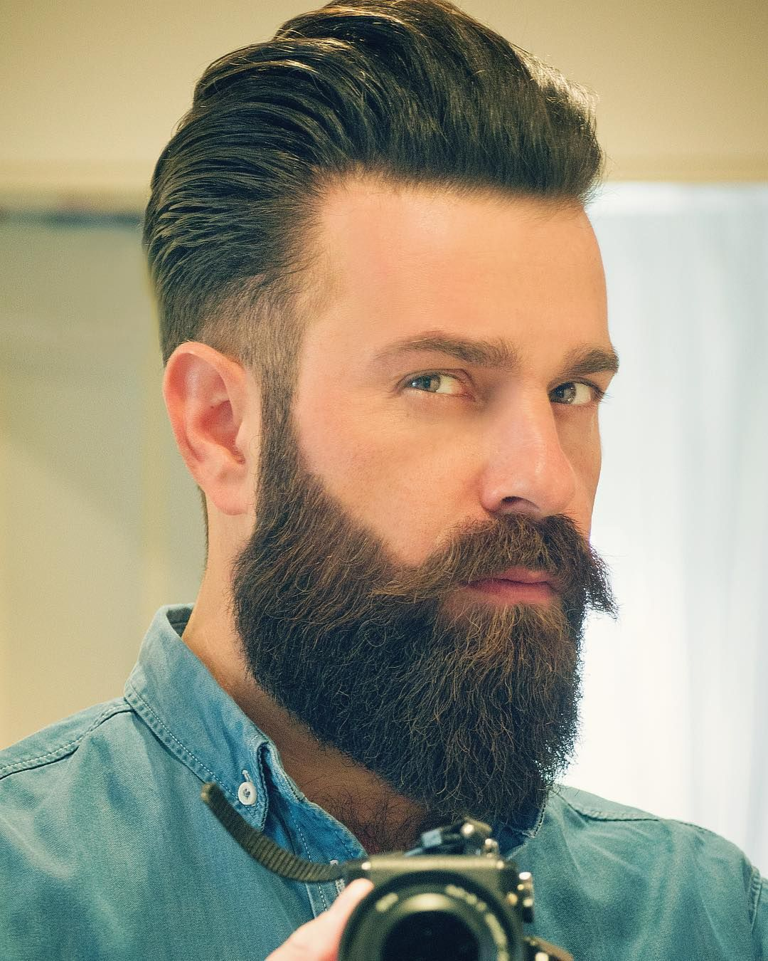Top 20 Nice Full Beard Styles for Men Join Beard Gang