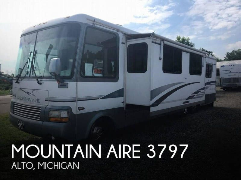1998 Newmar Mountain Aire 3797 For Sale Alto Mi Rvt Com Classifieds Alto Rv For Sale Recreational Vehicles