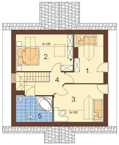 Dise 241 Os De Casas Sencillas Pero Bonitas De 2 Pisos Casas