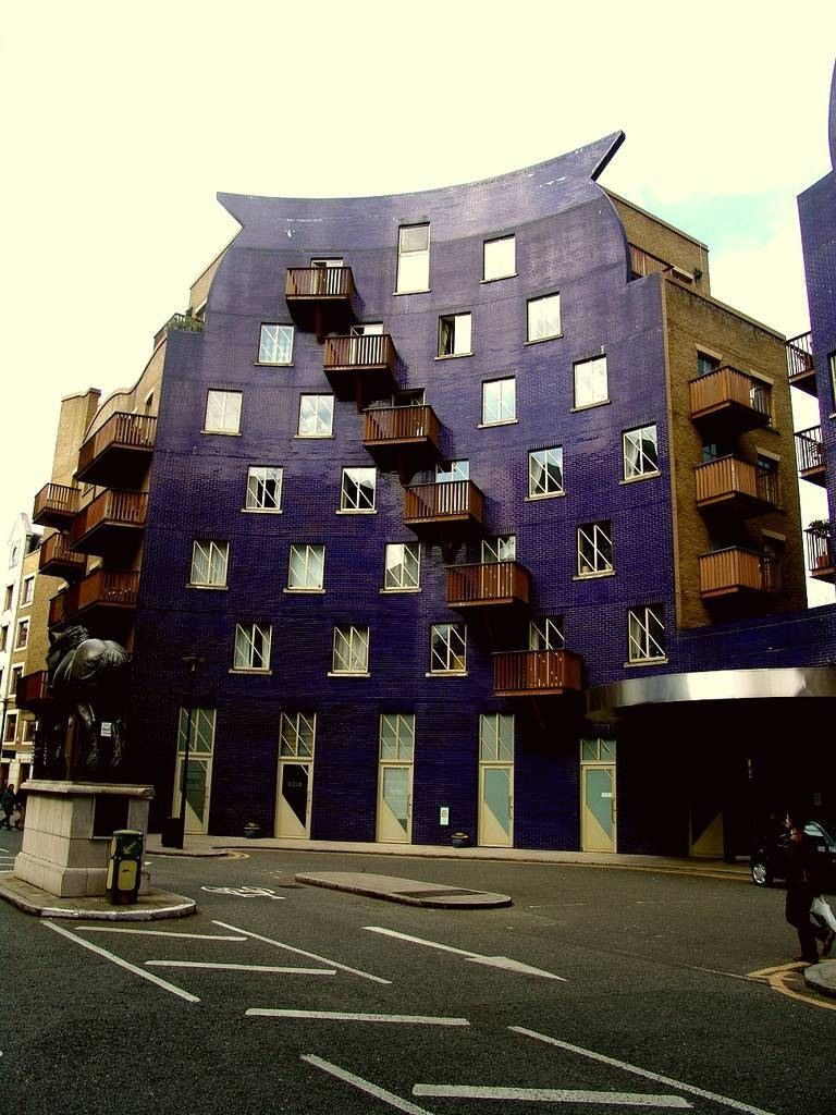 Postmodern architecture postmodern architecture in london by fatlum in architecture