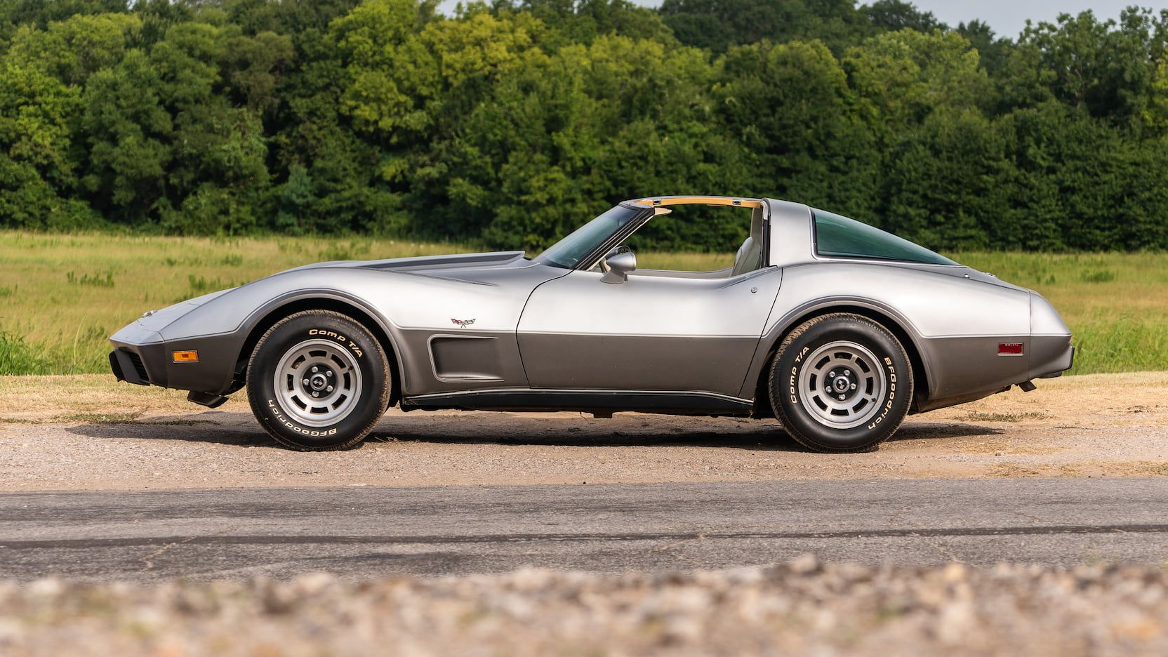 1978 Chevrolet Corvette 25th Anniversary T111 Dallas 2019
