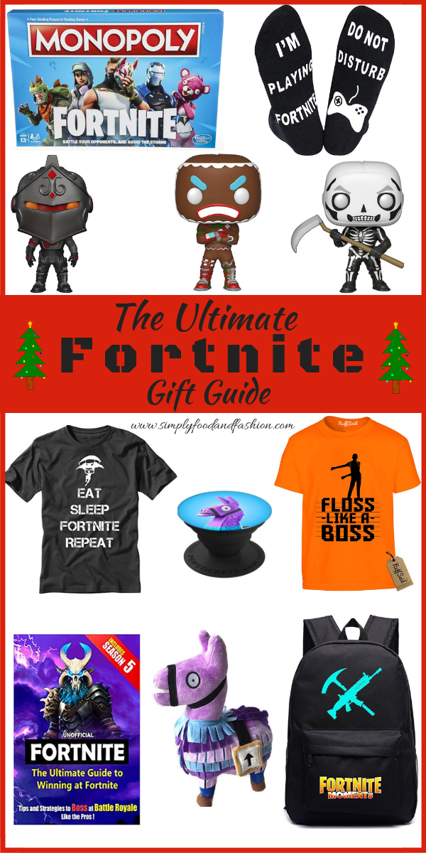 Check Out This List Of Fortnite Gifts For The Gamer In Your Life Perfect Christmas And Birthdays Gamers