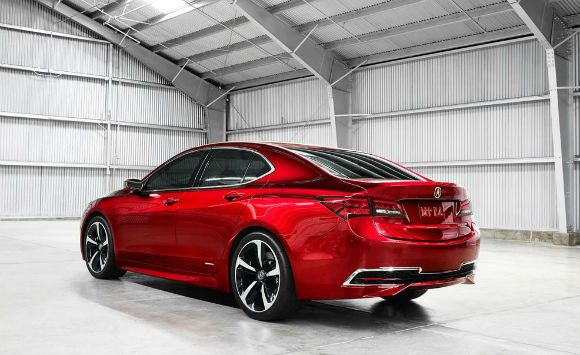 2017 Acura Tlx Type S Acura Pinterest Cars Acura Tsx And