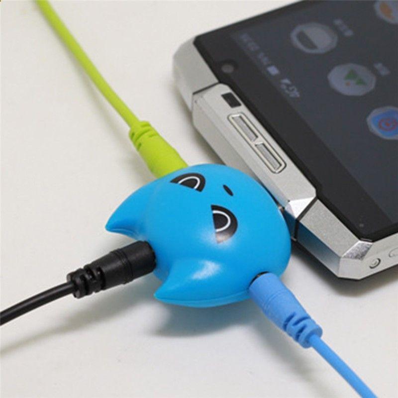 1Piece Cute 3-Way Batman Earphone Audio Splitter 3.5mm Jack Plug 1 to 3 Headphone Audio Adapter Converter 5 Colorshttp://deals.kancyl.com/ali/1piece-cute-3-way-batman-earphone-audio-splitter-3-5mm-jack-plug-1-to-3-headphone-audio-adapter-converter-5-colors/32753585696