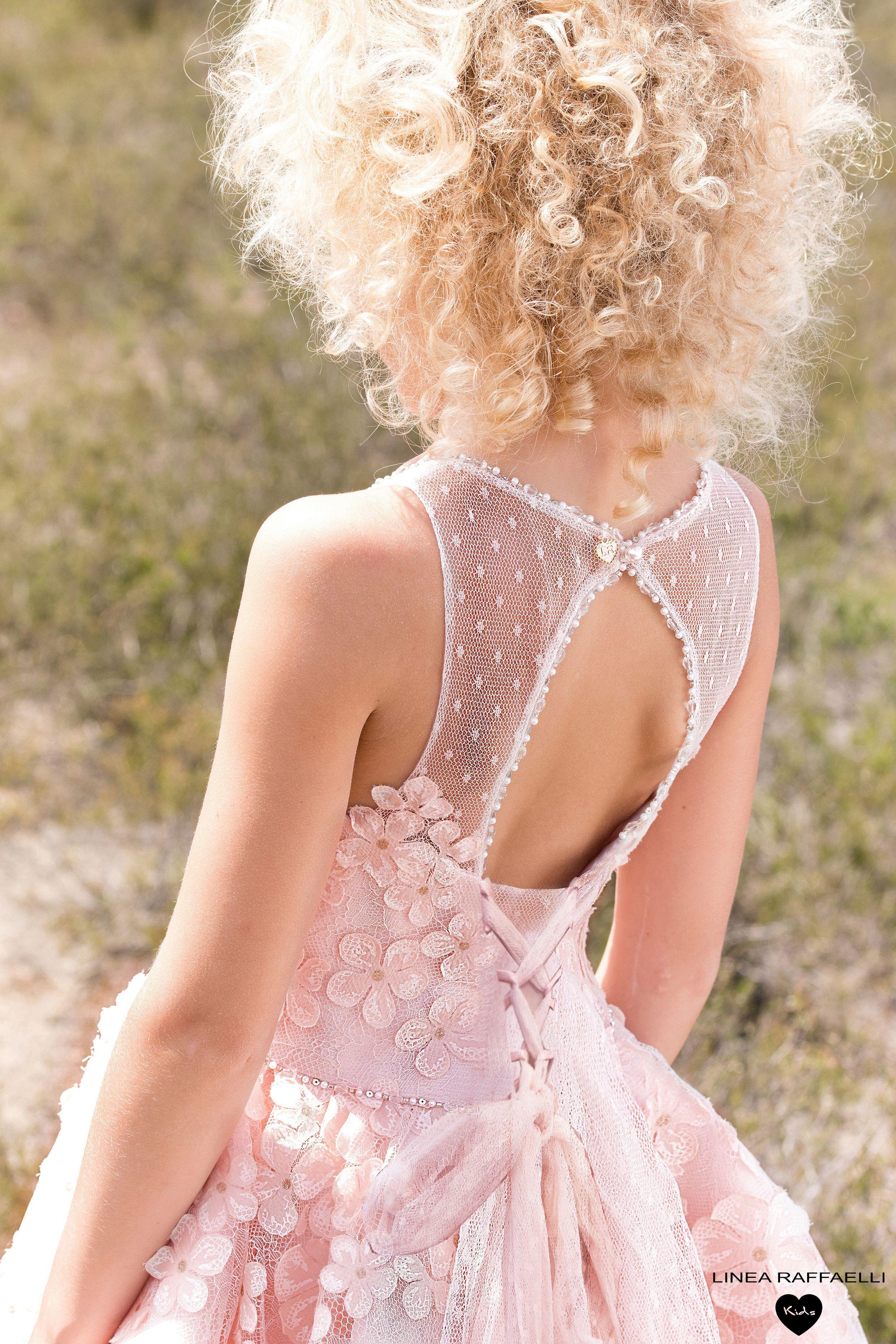 Onwijs LR - kids | Kinderen jurk, Jurken voor bloemenmeisjes, Bruidsmeisjes AS-85
