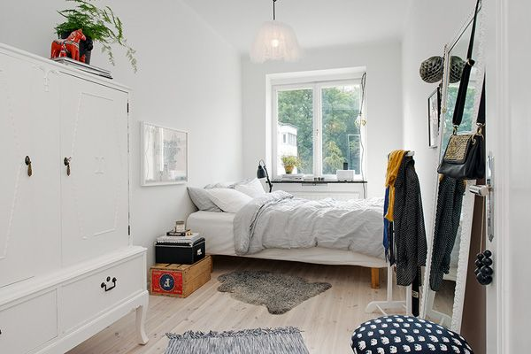 60 Unbelievably inspiring small bedroom design ideas Small - modernes bett design trends 2012