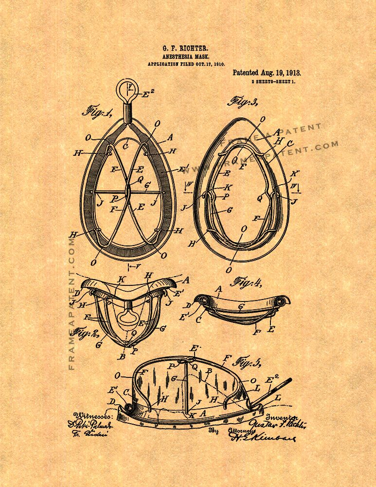 Pin by Frame a Patent on Other Medical Patent Prints
