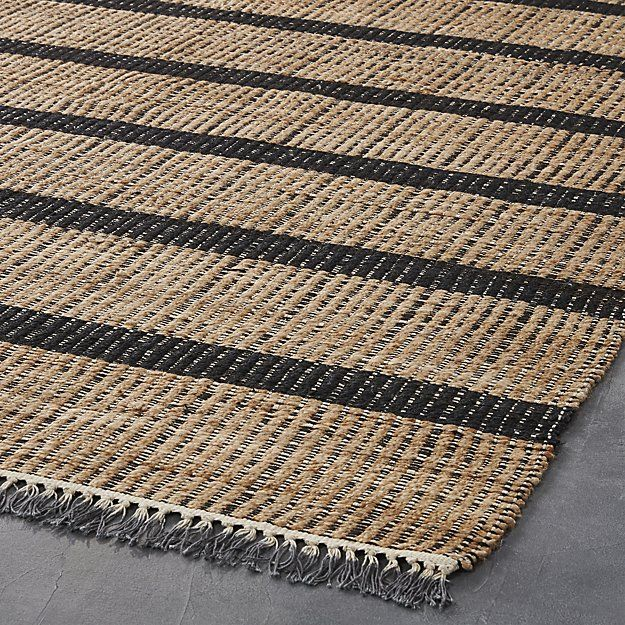 Shop Valet Jute Rug A High Style Solution For High