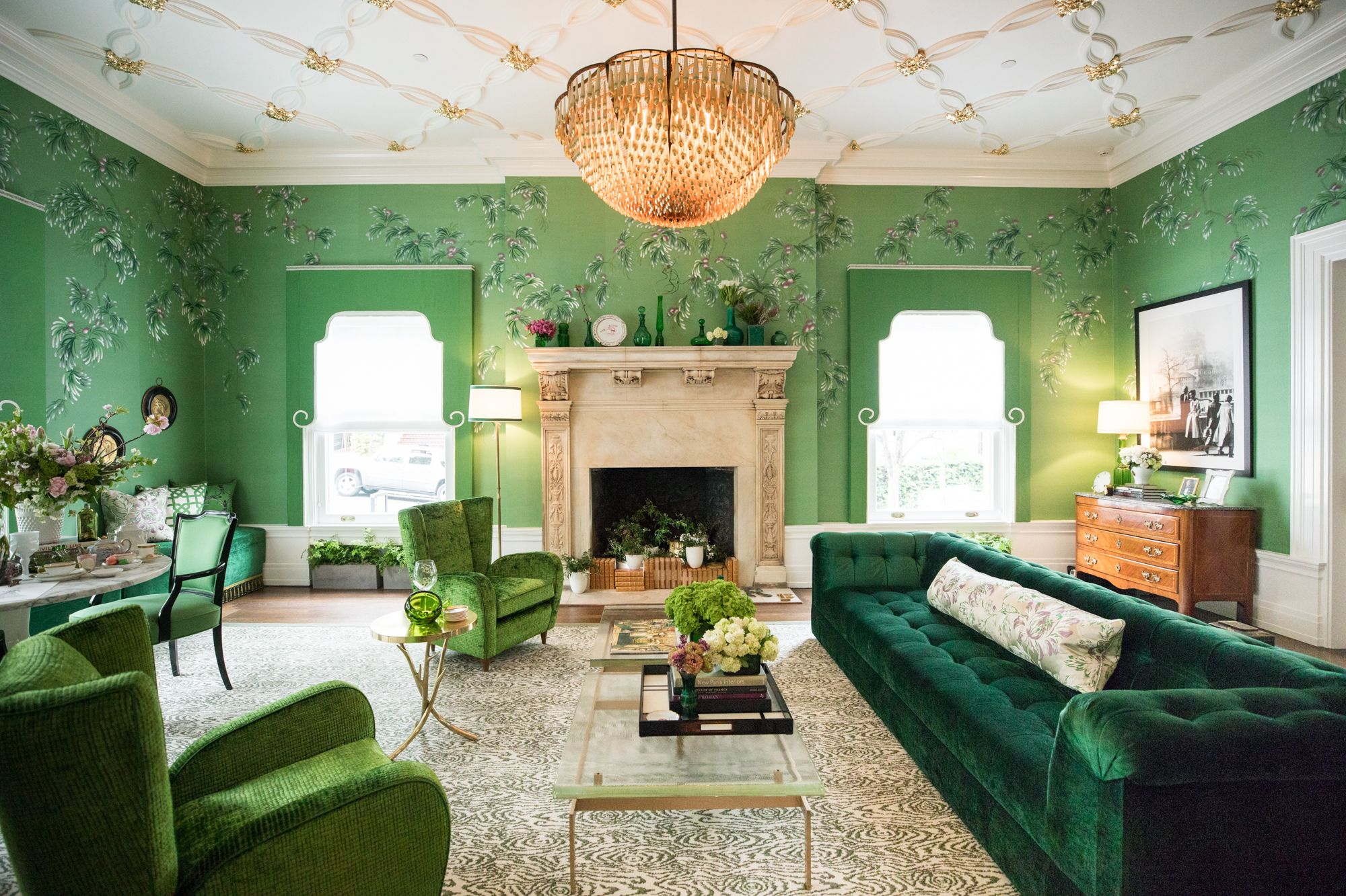 Your First Look At The 2017 Sf Decorator Showcase  Bay Area San Inspiration Living Room Showcase Designs Images Design Ideas