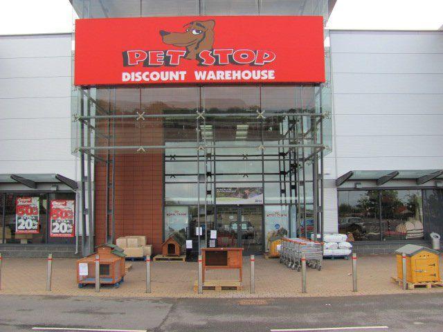 Pet Stop Discount Warehouse And Fuel Centre In Sligo Ireland Is A