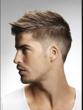 Awesome Short Mens Hairstyles