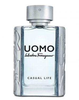 3ba7173c4da Salvatore Ferragamo Uomo Casual Life Eau Toilette - O novo Salvatore  Ferragamo UOMO Casual Life é lançado em Junho de 2017 como flanker da  fragrância ...
