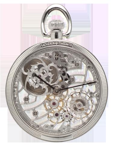 Vacheron Constantin Skeletonized Platinum Pocket Watch Skeleton Watches Beautiful Watches Watches For Men