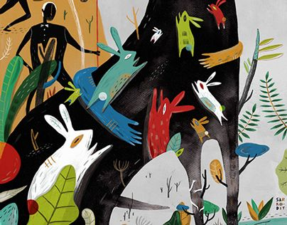 The Rabbit Hunter (artbook)